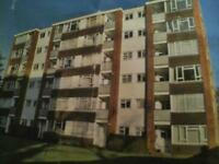 2 Bed Flat with garage near Westbourne