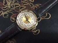 Stuuning Vintage Ladies ornate 14ct 14k Gold Watch (9ct 9k) MOTHERS DAY