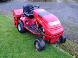 Countax ride on lawnmower ( spares or repair ) winter project go kart