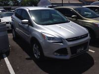 2014 Ford Escape SE / 4X4 / SYNC / SIRIUS / BACK UP CAM /