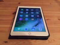 Apple iPad Air 2 - 16Gb Storage - Wifi and 3G - As New Condeition