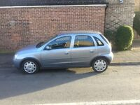 Vauxhall Corsa 1.2 Design 2005 5 door.
