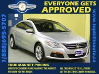 2011 Volkswagen CC *Navi*Backup-Cam*Pano Roof*Leather