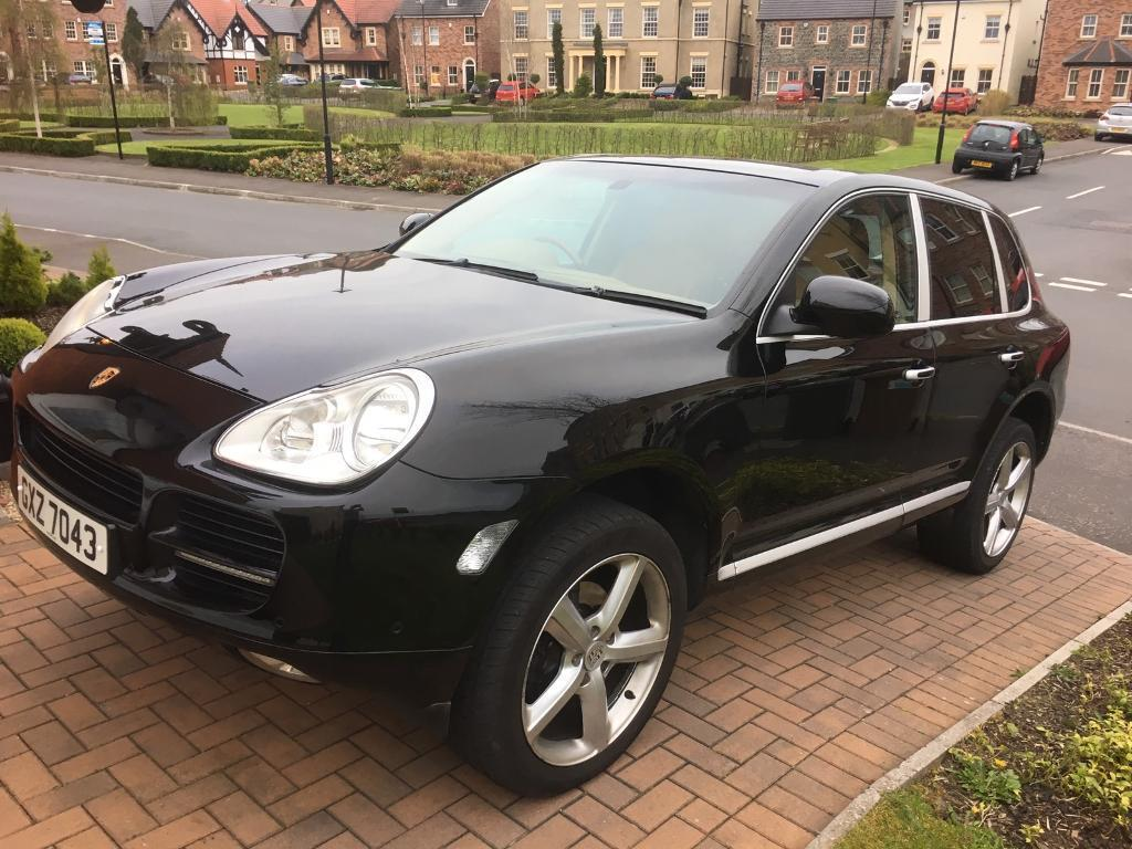 porsche cayenne 2004 manual in lisburn county. Black Bedroom Furniture Sets. Home Design Ideas
