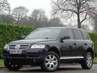 Volkswagen Touareg 2.5 TDI Sport 5dr***11 SERVICE STAMPS + 2 KEYS! PX WELCOME***