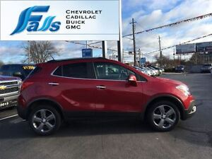 2014 Buick Encore Convenience, REAR CAM, P