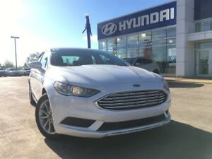 2017 Ford Fusion SE - $158 Bi-weekly - LOW KMS, REMOTE START