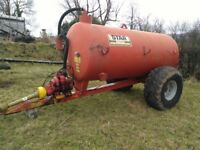 1100 star slurry tanker