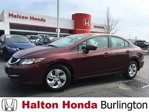 2014 Honda Civic Sedan LX