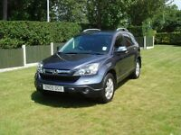 Honda CR-V ESI-CTDI 2009 manual low milage 53204 only,good condition inside and out.