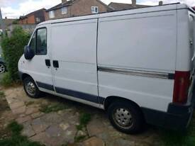 PRICE DROP Fiat van! LOW MILES 12 MONTHS MOT.