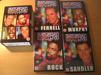 'Best of Saturday Night Live' DVD boxed set - Will Ferrell, Chris Rock, Eddie Murphy, Adam Sandler
