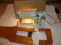 Singer model 320K Cylinder arm Freehand embroidery sewing machine