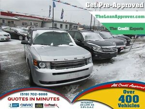 2011 Ford Flex Titanium | NAV | AWD | CAM | LEATHER | 7PASS