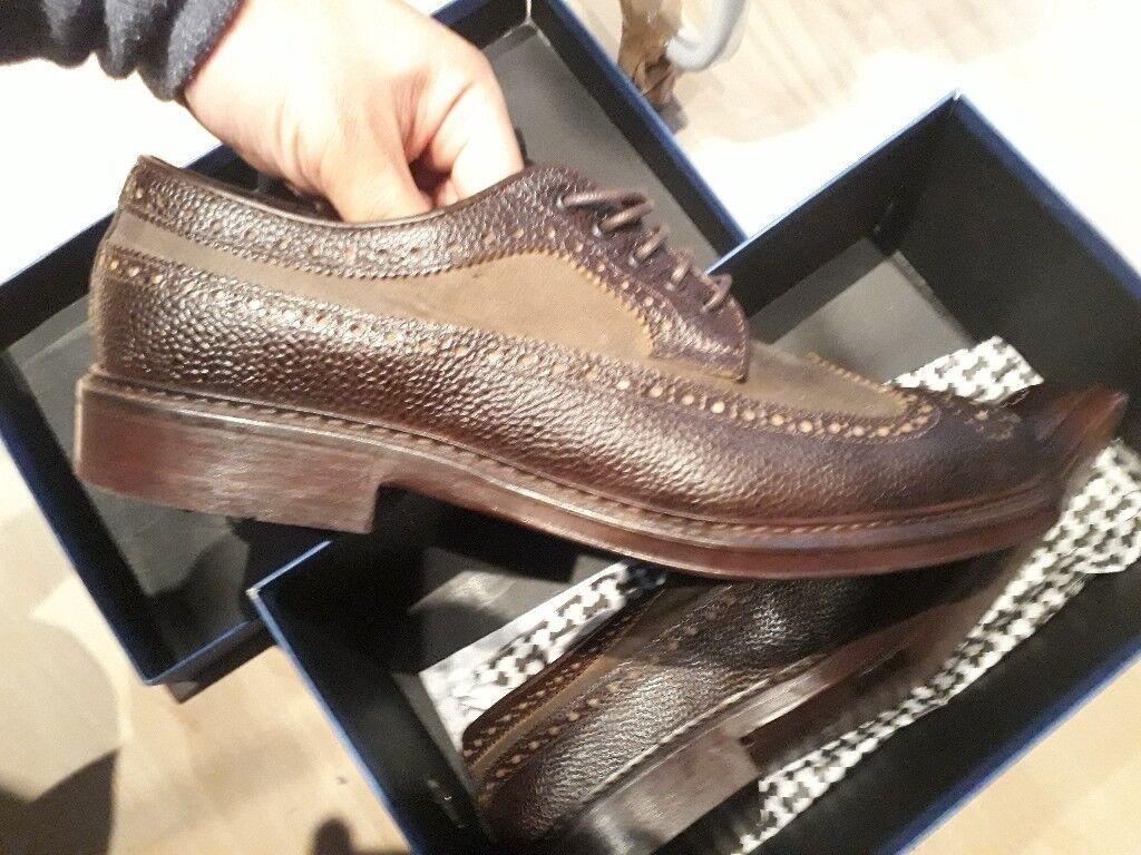 b5e3d0b592 Aldo Mr B's Brown Mens Brogues Formal Wear Size 11 | in Stanmore ...