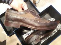 Aldo Mr B's Brown Mens Brogues Formal Wear Size 11