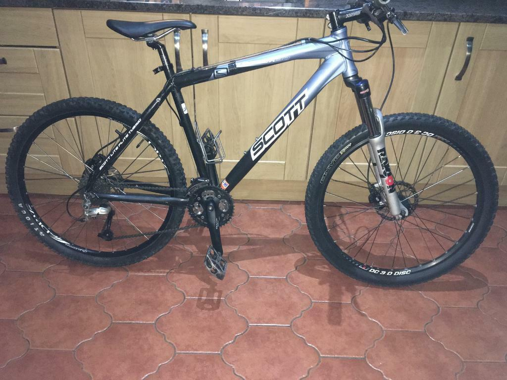 Scott Reflex 30 Disc Mountain Bike With Upgrads In Ardrossan