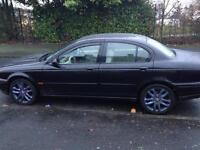Jaguar x type 2lt petrol 2002