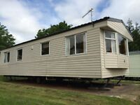 Cheap static caravan for sale for £15,000 inc 2016 fees 1 years insurance on a 11 month park & pets