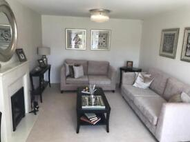 New/ex-display sofas & chair