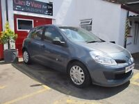 2006 Renault Clio 1.4 16v Expression 5dr JUST BEEN FULLY SERVICED