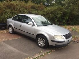 VW Passat- Solid Car - New Service & MOT
