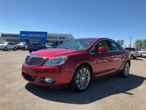 2014 Buick Verano PREMIUM - 2.0 LITRE, ONE OWNER, LOW KMS