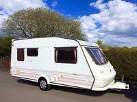 Elddis Vogue 2 Berth Caravan - Lightweight Caravan