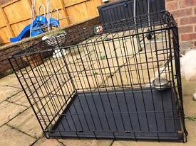Pet cage as new condition
