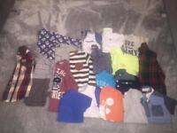 Boys clothes 18months-3years bundle