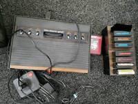 Atari 2600 woody 6 switch