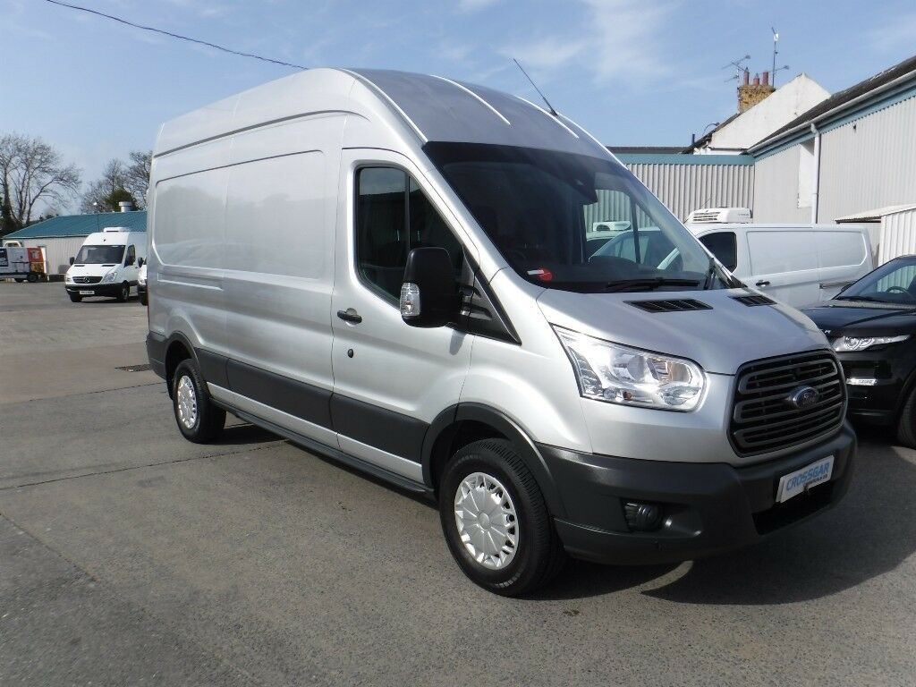 Crossgar commercials ford transit 350 trend lwb h roof 125 bhp