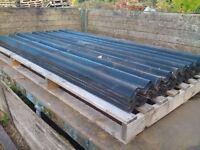 Coroline bitumen roof sheets