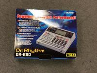 Boss dr880 drum machine