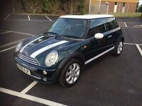 2005 Mini Cooper 1.6 Glass Roof, Pepper pack,aircon 12 Month mot 3 months warranty