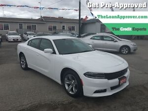 2015 Dodge Charger SXT * ONE OWNER * HEATED POWER SEATS * BLUETO