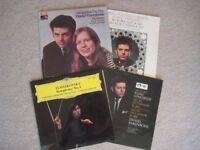 28 Classical Vinyl LP's plus 2 boxed sets, plus case