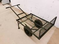 Carp fishing trolley