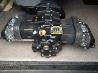VW Beetle 1641 twin port engine