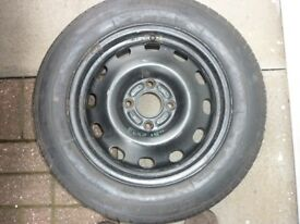 FORD WHEEL AND TYRE
