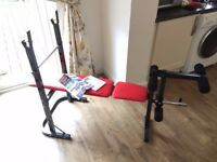 PRO Power Multi-Use Workout Bench VGC