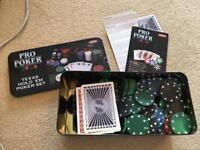 Texas Hold Em Pro Poker Set