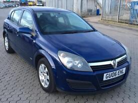 Vauxhall Astra 1.6 i 16v Club Easytronic 5dr EXCELLENT CONDITION