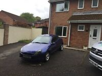 Ford puma for sale spares or repair £250ono