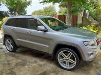 JEEP GRAND CHEROKEE 2014 (64) 2987 (cc), 5 doors