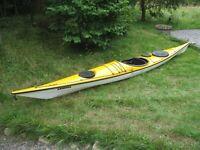 Sea Kayak P & H Vela