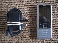 NOKIA 6300 MOBILE PHONE