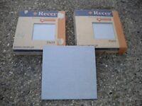 2 boxes floor tiles