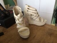 Designer shoes Next/River Island/