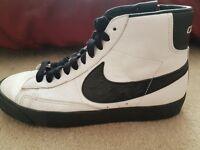 Nike id basket ball trainers